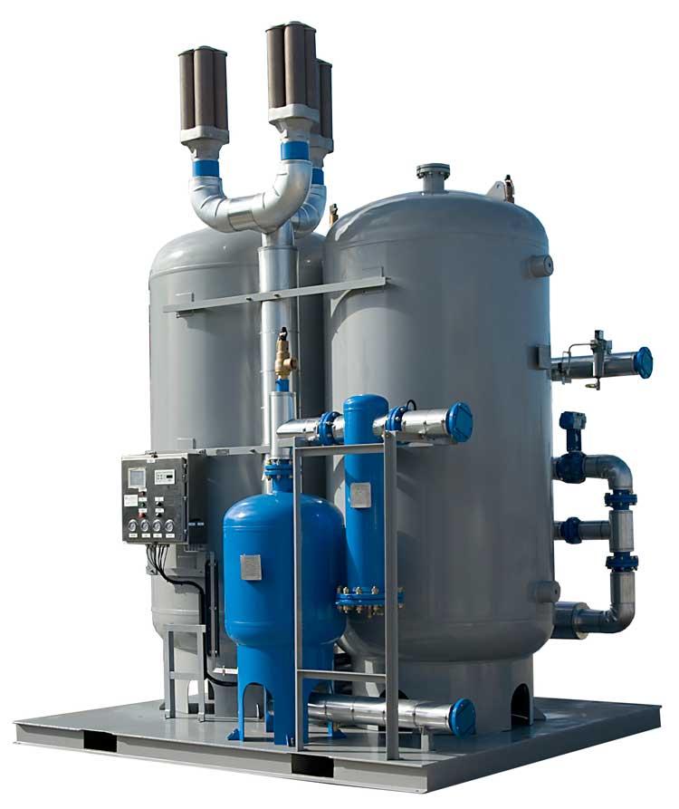 Nitrogen PSA Generator