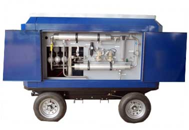 Mobile Nitorgen Generator Cart