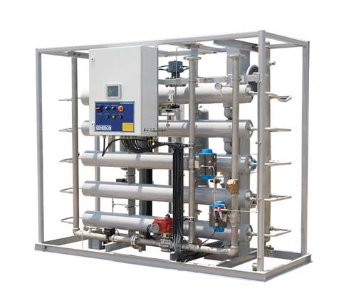 Nitrogen Membrane Generator for Inert Gas Blanketing