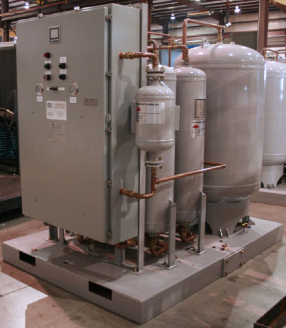 Compact Systems Generon Pioneering Gas Solutions