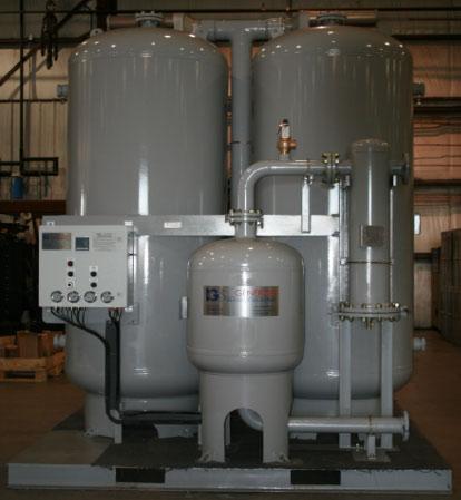 Custom Engineered Psa Nitrogen Generator Generon