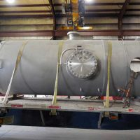 "Compressor Reflux Scrubber / 72"" x 120"" S-S / 304SS / 400 PSI @150°F and MDMT -200°F / ASME and GOST Certified"
