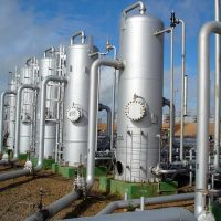 High Pressure Production Separators / 7' x 20' S-S / 450 PSI @300°F / ASME Certified