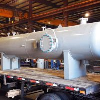 "Stabilizer Reflux Accumulator / 48"" x 240"" S-S / 150 PSI @200°F / ASME and GOST Certified"