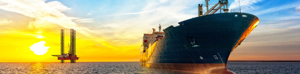 inert gas blanketing system on tankers