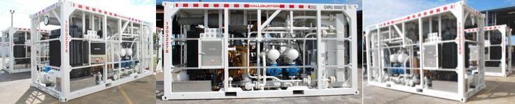 Halliburton Ariel JGA 4 Booster - GENERON | Pioneering Gas