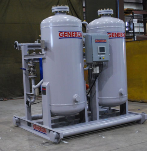 Twin Tower Heatless Air Dryer