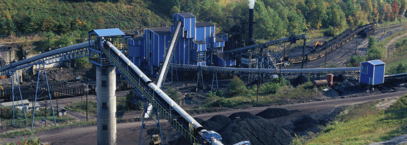 coal bed methane gas extraction process