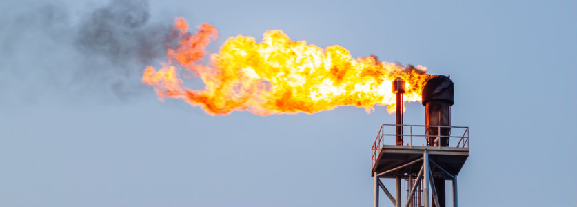 flare gas to electricity