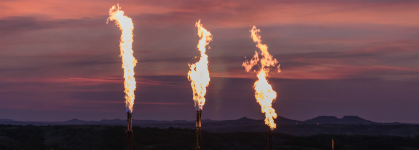 what is gas flaring?