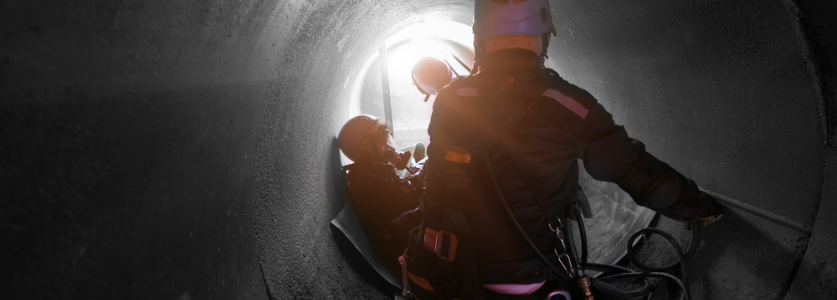 nitrogen gas safety precautions in confined space
