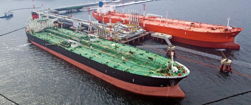 nitrogen blanketing for chemical tanker