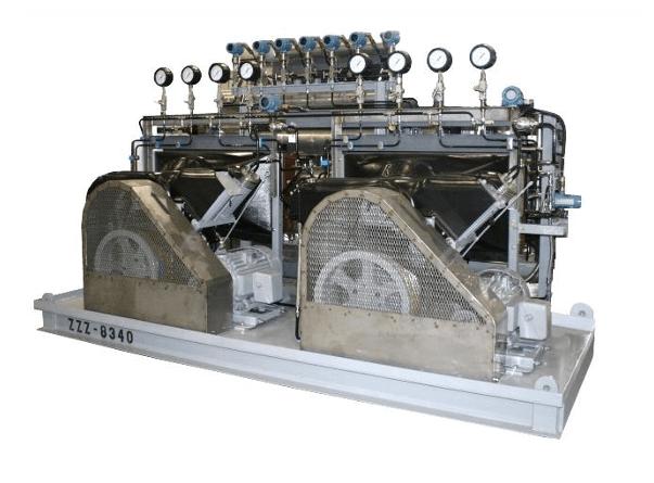 Offshore Booster Compressor