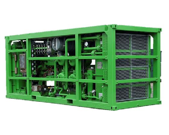 Portable Booster Compressor