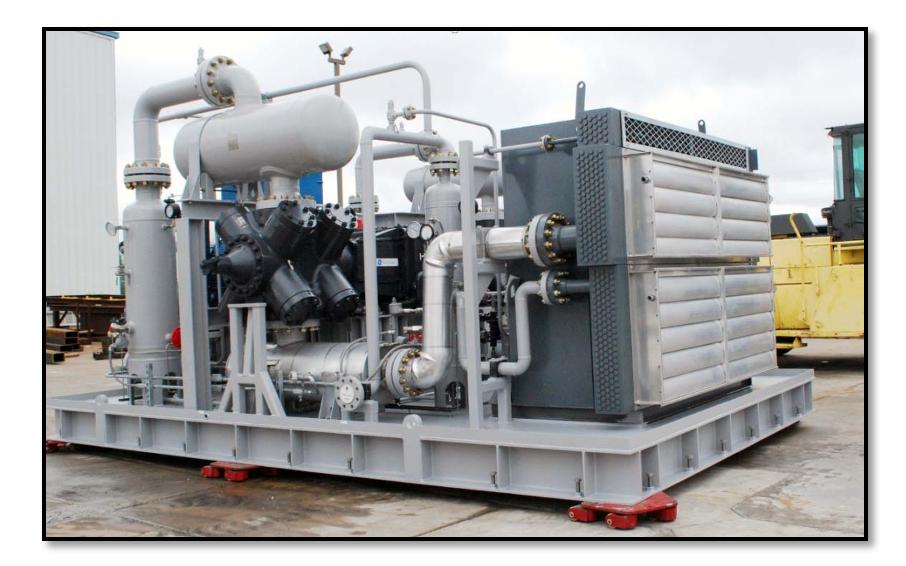Gas Compressor Package