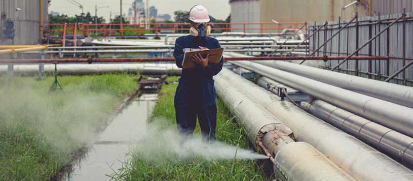 nitrogen leak test procedure